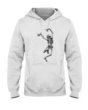 Funny Dance Skeleton T-Shirts Hooded Sweatshirt thumbnail