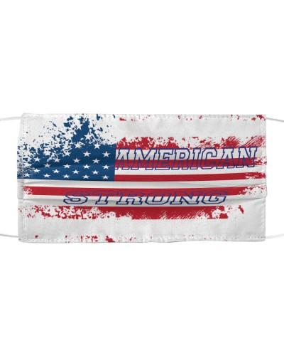 American Proud Soft Cloth Mask