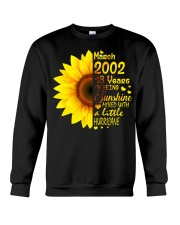 18th Birthday Gifts March 2002 1 Crewneck Sweatshirt tile
