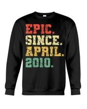 10 Years Old Shirt Gift- Epi Crewneck Sweatshirt thumbnail