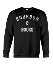 bourbon and books shirt Bou Crewneck Sweatshirt thumbnail