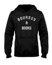 bourbon and books shirt Bou Hooded Sweatshirt thumbnail