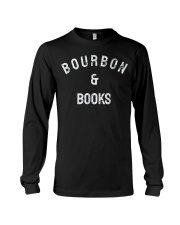 bourbon and books shirt Bou Long Sleeve Tee thumbnail