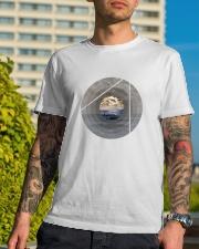 Ocean View Classic T-Shirt lifestyle-mens-crewneck-front-8