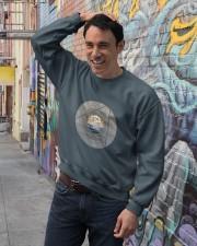 Ocean View Crewneck Sweatshirt lifestyle-unisex-sweatshirt-front-4