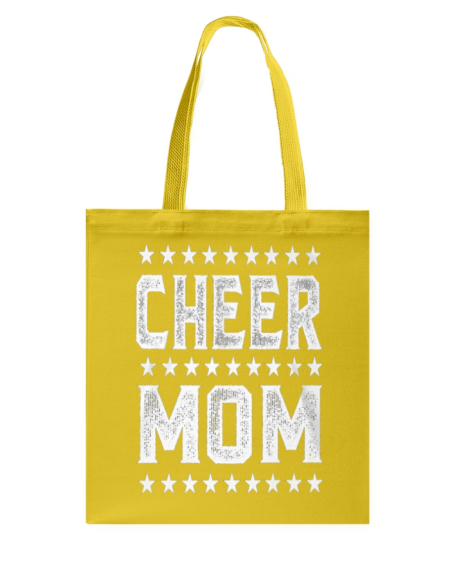 Cheer Mom Mothers Day 2018 Tote Bag