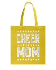 Cheer Mom Mothers Day 2018 Tote Bag front