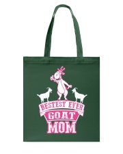 Bestest Ever Goat Mom MothersDay2016 Tote Bag thumbnail