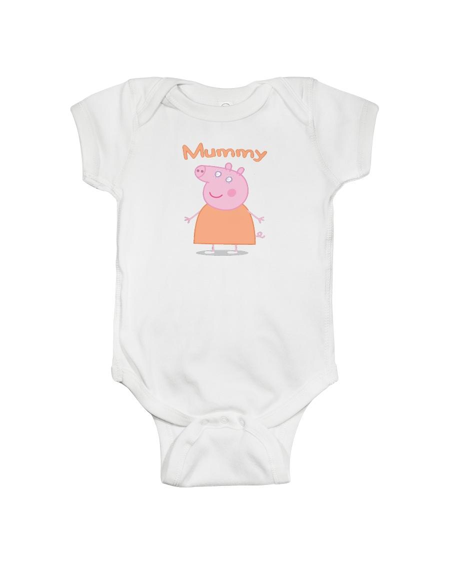 MUMMY PIG MOTHERS DAY 1 Onesie