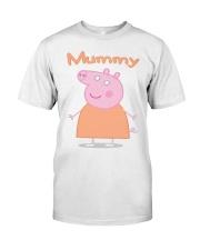 MUMMY PIG MOTHERS DAY 1 Classic T-Shirt thumbnail