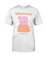 MUMMY PIG MOTHERS DAY 1 Premium Fit Mens Tee thumbnail