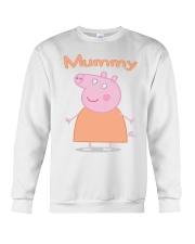MUMMY PIG MOTHERS DAY 1 Crewneck Sweatshirt thumbnail