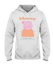 MUMMY PIG MOTHERS DAY 1 Hooded Sweatshirt thumbnail