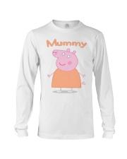 MUMMY PIG MOTHERS DAY 1 Long Sleeve Tee thumbnail