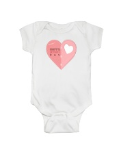 Happy Mothers Day 2017- Mom Love TShirt Onesie front