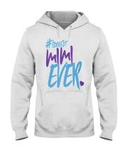 Best Meow Mom Ever Mothers Day Gift Shirt Cat Moms Hooded Sweatshirt thumbnail