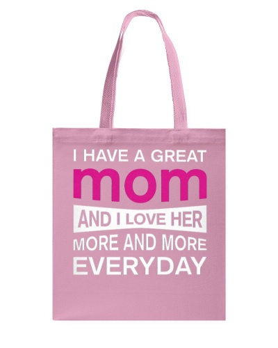 Great Mom  Mothers Day Tshirt