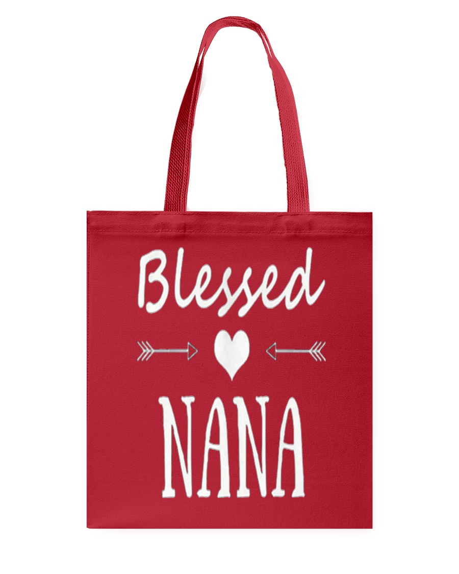 BLESSED-NANA-T-SHIRT-MOTHERS-DAY Tote Bag