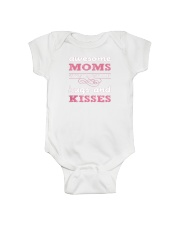 AWESOME MOMS GET LOTS HUGS MOTHERSDAY Onesie front
