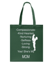 Best mothers day tees 2018 Tote Bag front