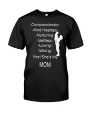 Best mothers day tees 2018 Classic T-Shirt thumbnail