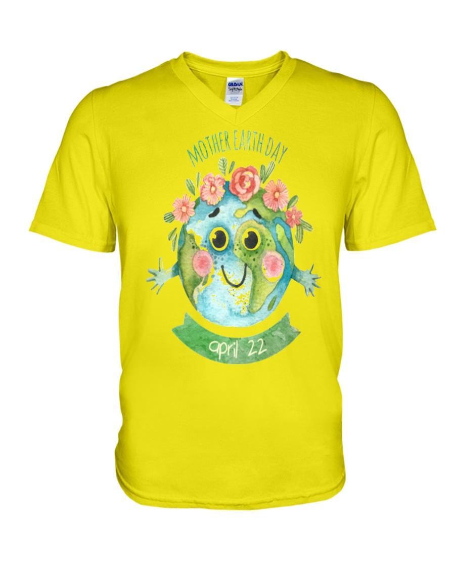 happy mother s day mommy 28 V-Neck T-Shirt