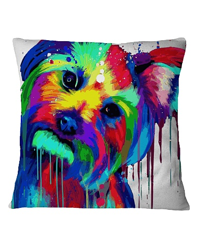 Yorkie Art Colors