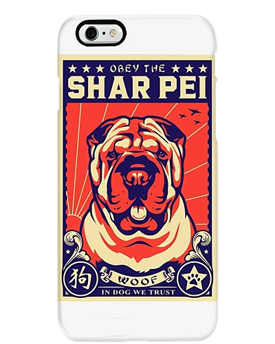 Shar Pei Obey