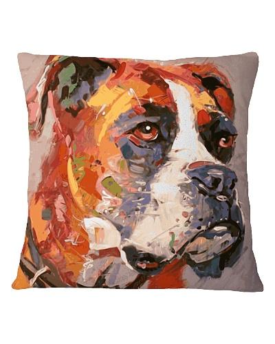 Boxer Art Colors