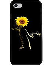 You are my sunshine Phone Case tile