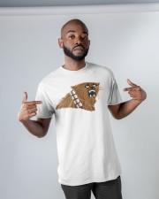 Purrbacca T Shirt Classic T-Shirt apparel-classic-tshirt-lifestyle-front-32