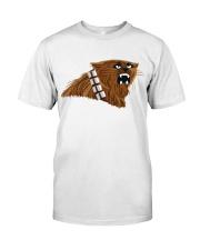 Purrbacca T Shirt Classic T-Shirt front