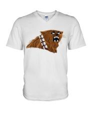 Purrbacca T Shirt V-Neck T-Shirt thumbnail