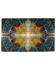 Mandala Woven Rug tile