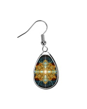 Mandala Teardrop Earrings thumbnail