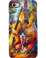 Violin And Guitar Phone Case thumbnail