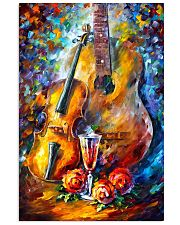 Violin And Guitar 11x17 Poster front