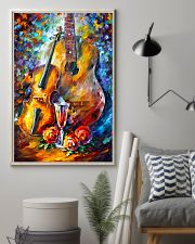 Violin And Guitar 11x17 Poster lifestyle-poster-1