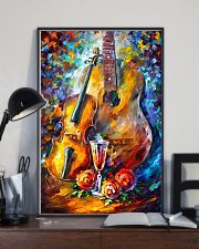 Violin And Guitar 11x17 Poster lifestyle-poster-2