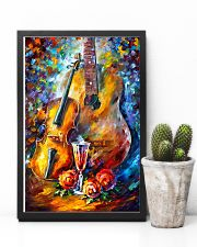 Violin And Guitar 11x17 Poster lifestyle-poster-8