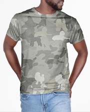 Camo Poodle All-over T-Shirt aos-all-over-T-shirt-lifestyle-front-04