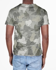 Camo American Cocker Spaniel All-over T-Shirt aos-all-over-T-shirt-lifestyle-back-02