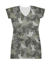 Camo Papillon All-over Dress thumbnail