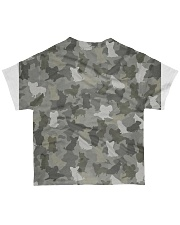 Camo Papillon All-over T-Shirt back