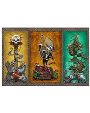 Guitar Skeleton 17x11 Poster front