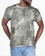 Camo Border Collie All-over T-Shirt aos-all-over-T-shirt-lifestyle-front-04