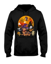Dachshund - Halloween Hooded Sweatshirt thumbnail