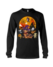 Dachshund - Halloween Long Sleeve Tee tile