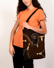 Labrador Retriever - ZP - 02 All-over Tote aos-all-over-tote-lifestyle-front-07