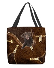 Labrador Retriever - ZP - 02 All-over Tote front